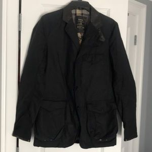 NWT BARBOUR COMMANDER JACKET